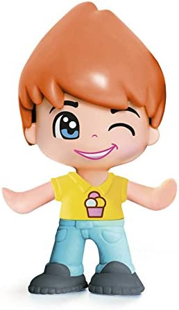 Pinypon - Figurita Serie 8, pack D (Famosa 700014103): Amazon.es: Juguetes y juegos