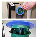 6 Pack Toilet flush valve seal Specific fit for