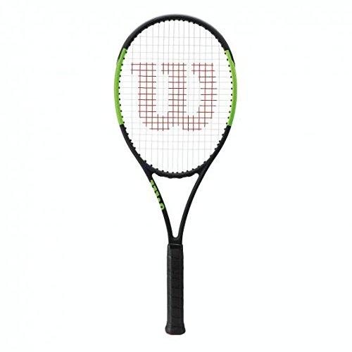 Wilson Blade 98 16×19 Countervail Tennis Racket, Unstrung 4 1/4 Inch Grip