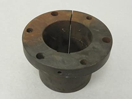 55000 lbs//in Torque Standard Design TB Woods Type J J4 Sure-Grip Bushing 4.5 Length 5.1484 OD Ductile Iron Shallow Keyway Inch 4 Bore