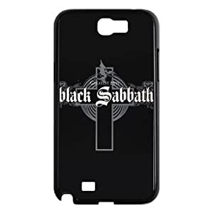 Samsung Galaxy N2 7100 Cell Phone Case Black Black Sabbath S5590492