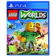 LEGO Worlds (PS4) UK IMPORT REGION FREE