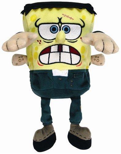Ty Beanie Buddies SpongeBob - FrankenStein by -