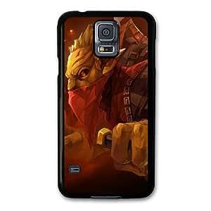 BOUNTY HUNTER G7M7UV3P Caso funda Samsung Galaxy S5 Caso funda Negro