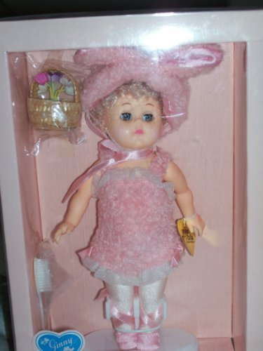 Doll Vogue Ginny 8 (Vogue 50's Pink Bunny 8