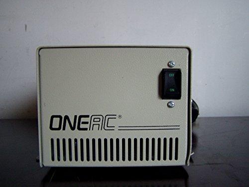 ONE AC CP1105 Power Conditioner Input 120 VAC5.0A Output 120 VAC 4.6A 60HZ