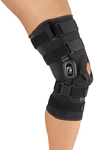 Rebound ROM Sleeve Long Knee Brace Size: XX-Large by Ossur