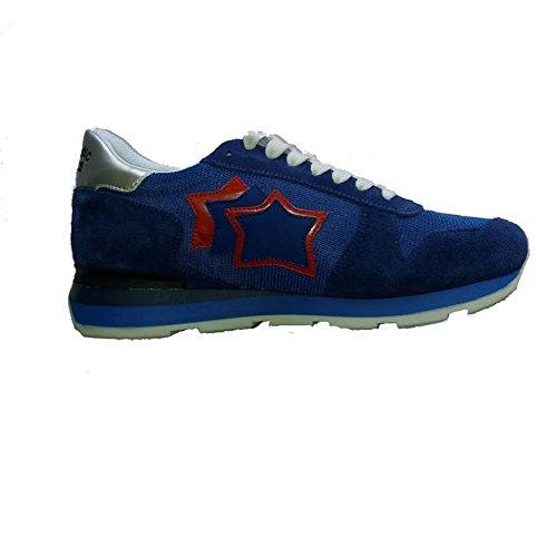 Atlantic Stars - Zapatillas de Lona para hombre Azul turquesa