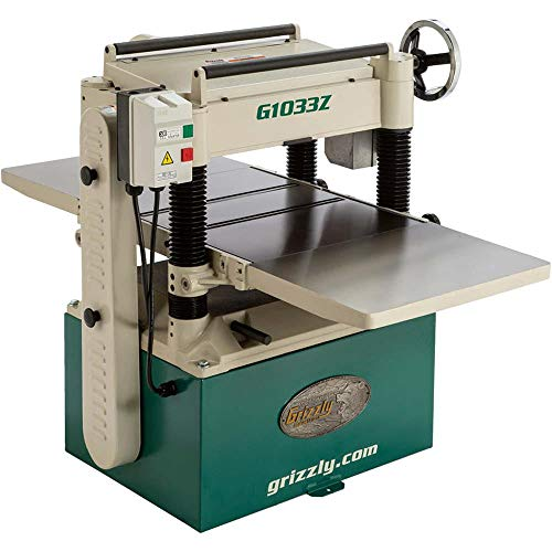 "Grizzly Industrial G1033Z - 20"" 5 HP Planer"