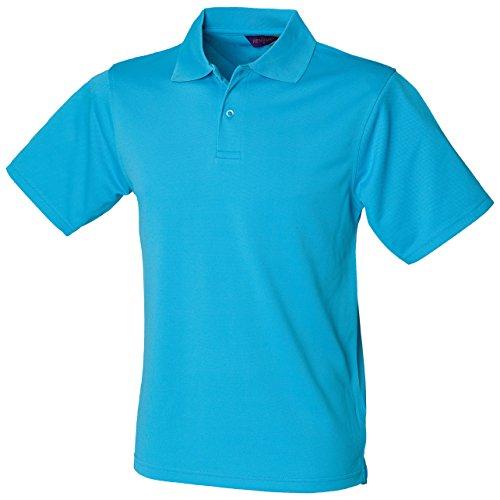 Henbury -  Polo  - Uomo blu X-Large
