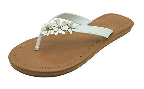 LUXEHOME Womens Sandal Flower WFF 02