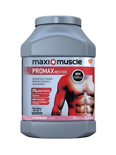 Maximuscle Promax Whey Protein Powders ... a8e16529f