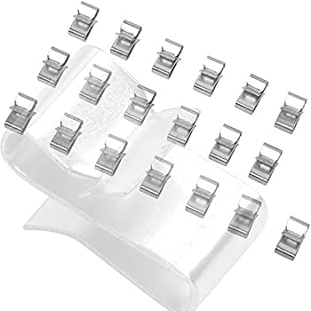 Amazon.com: Trailer Wiring Clips - Package of 25 - Attach Wiring to ...
