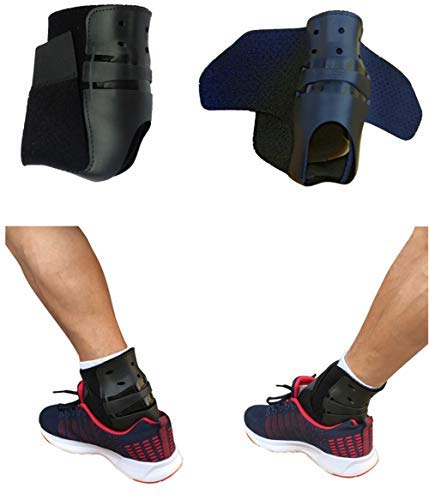 (Ankle Brace for Injury Prevention, Ankle 3D Ful-Support and Help Prevent sprained Ankles,Protection and Performance Without Limits for Basketball, Volleyball, Football, Soccer and More (Left M,1pcs))