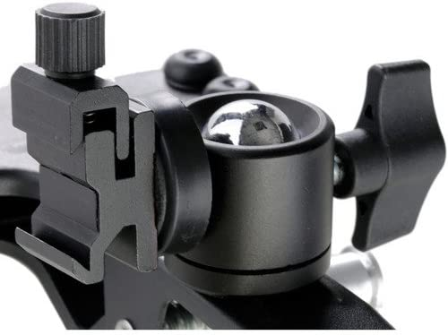4 Pack Impact Large Clip Clamp with Ball Head Shoe Mount
