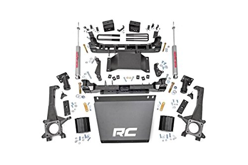 6 inch lift kit for toyota tacoma - 1