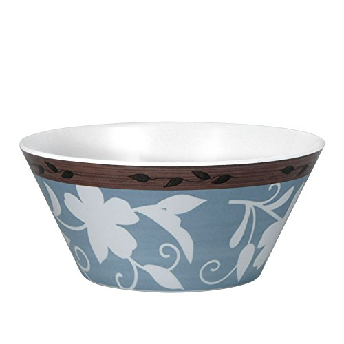 Pfaltzgraff Patio Garden Melamine Soup Cereal Bowl, 24-Ounce