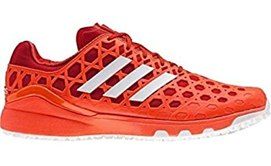 newest 64daa 65e9d adidas Adizero Rio Limited Edition Field Hockey Shoes Orange