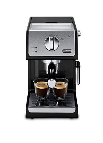 DeLonghi ECP3220 Espresso Cappuccino Maker Manual Frother 37 oz. Capacity by DeLonghi 11street ...