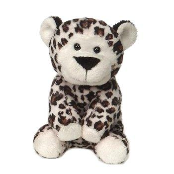 Fiesta Toys Lil Buddies Bean Bag Animal Plush 5 Snow Leopard NIXEU A54859