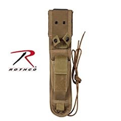 Rothco makes quality outdoor and sports gear for all types of situation. Whether you are in a combat intensive environment, or if you are a recreational user, rothco will fit the lifestyle of many. Quality tested and performance driven, use r...