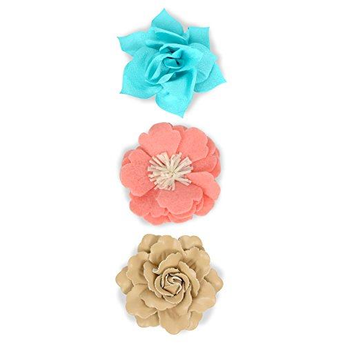 Martha Stewart Flower Pet Collar Accessory Set, One Size