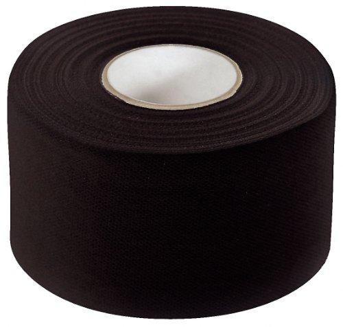 McDavid Zinc Oxide Six Pack 10-Yard Rolls Athletic Tape, Black -
