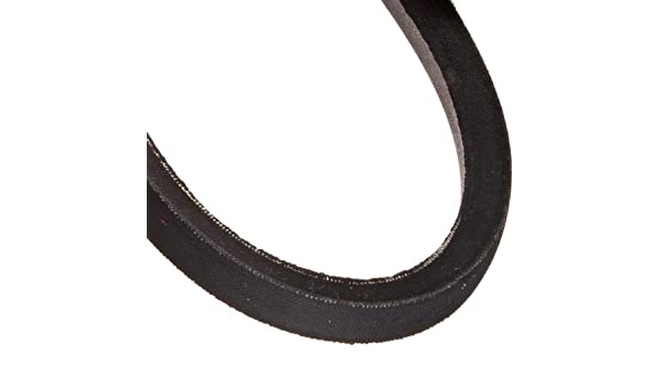 4L510 A49 Classic Wrapped V-Belt 1//2 x 51in Outside Circumference