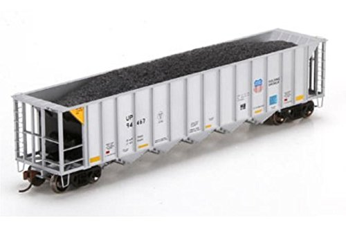 Athearn ATH98344 HO RTR 5-Bay Rapid Discharge Hopper, UP #94467 - 5 Bay Rapid Discharge Hopper