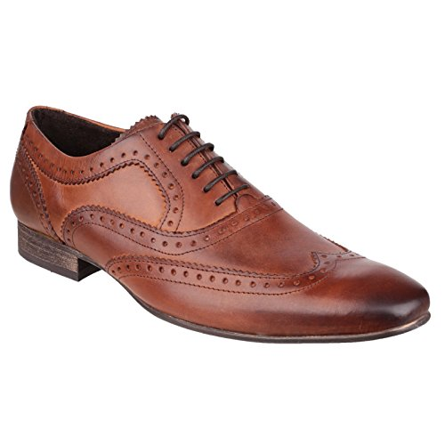 BASE Nutmeg Mens Shoes Tan Grain W5j5OruE