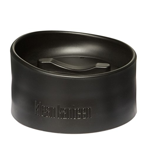 2.0 Replacement Lid (Klean Kanteen Cafe Cap 2.0, Leak Proof Wide Mouth Coffee Mug Cap,Black,One Size)