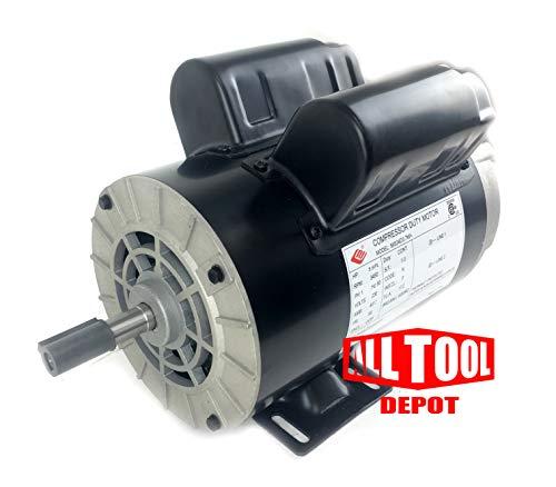 5 HP SPL 3450 RPM, 56 Frame, 230V, 17.2Amp, 5/8
