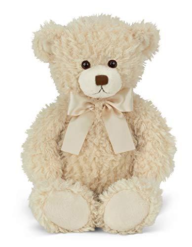 (Bearington Brumby White Plush Stuffed Animal Teddy Bear, 17 inches )