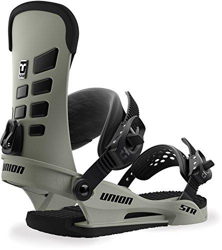 Snowboard Binding Ratchet - Union STR Snowboard Bindings Stone Mens Sz L (10+)
