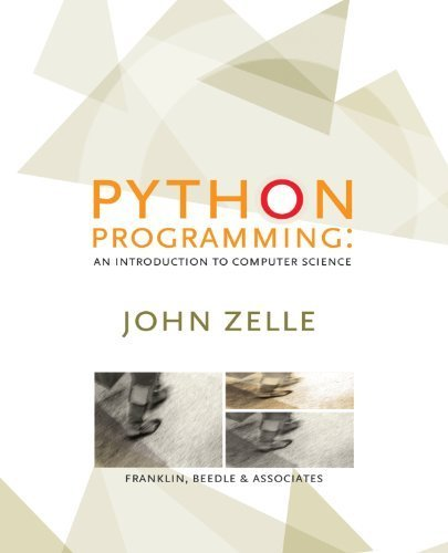 Python Programming by Zelle, John M.. (Franklin Beedle & Associates,2003) [Paperback] by Franklin Beedle & Associates,2003
