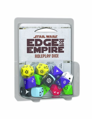 Edge of the Empire Dice (Star Wars Edge Of The Empire Dice)