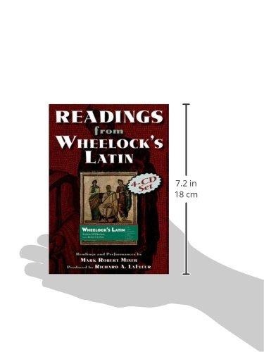 Readings From Wheelock's Latin (Latin Edition)