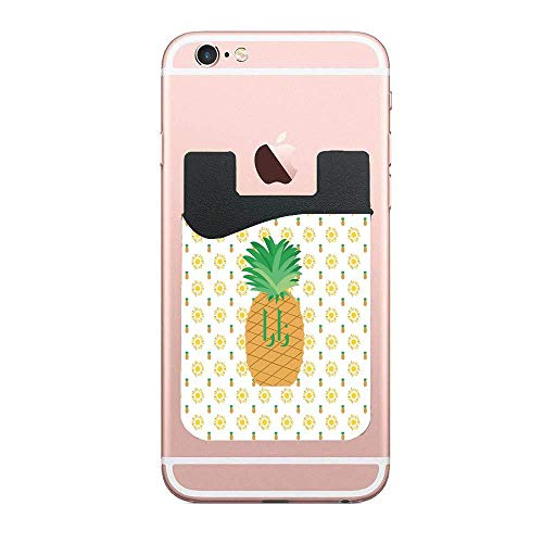 (TysoOLDPhoneC Zara Fruit of Sunshine Ultra Thin Stick-on Credit Card Holder Sticker Cell Phone Wallet for Back of iPhone, Samsung, Most Smartphones & Cases 2 PCS)