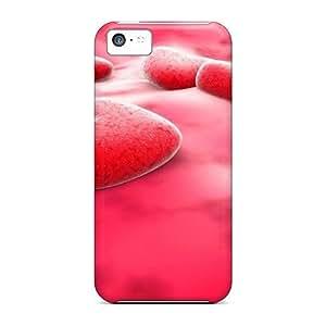 New Style CaroleSignorile Hearts Premium Covers Cases For Iphone 5c