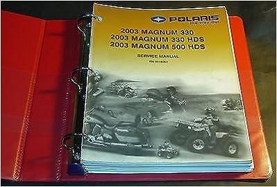 Polaris magnum 330 2x4 4x4 2003-2006 online service manual tradebit.