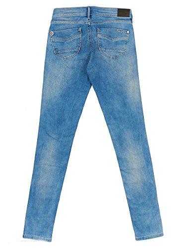 Pantalón 18 Pepe largo vaquero chica Pixlette Teen Jeans Indigo claro v51Bqa