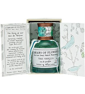 Library of Flowers Eau de Parfum-True Vanilla