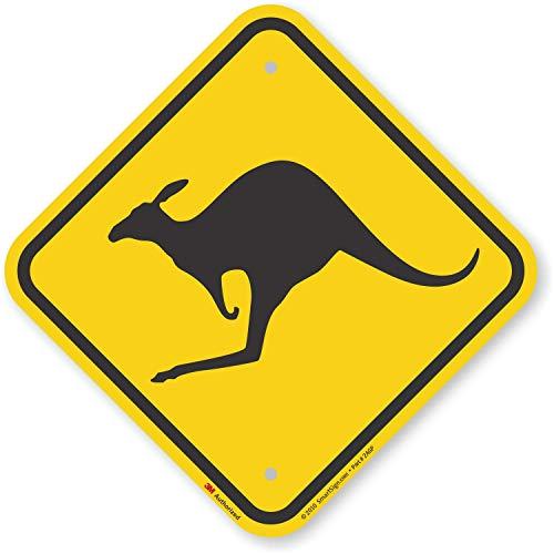 Kangaroo Sign Road (