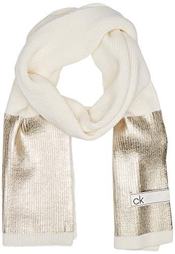 Calvin Klein Damen Mütze, Schal & Handschuh-Set