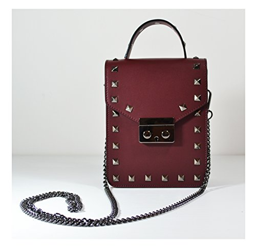 Borsa Bordeaux Bag In Donna Petite Italy Star Da Millennium Made q4BfRHH