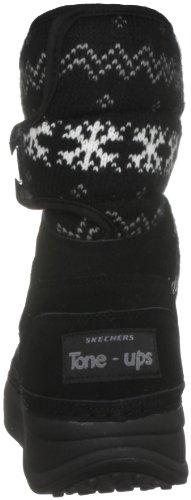 Skechers Women's 38716 Skechers Women's Black 38716 Black Suede r7rzxqP