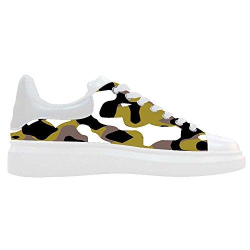 Dalliy tarnung Mens Canvas shoes Schuhe Footwear Sneakers shoes Schuhe D
