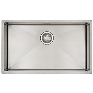 Lavello Mizzo Linea 70-40 - lavandino da cucina in acciaio inox ...