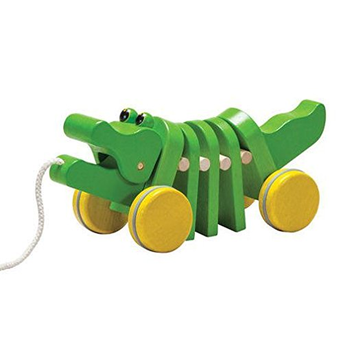 - PlanToys Dancing Alligator