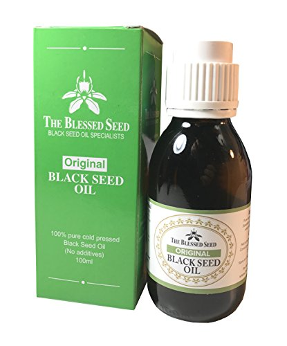 The Blessed Seed Original Cold Pressed Black Seed Oil 100ml